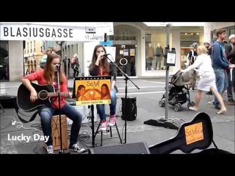 Sasha - Lucky Day (Cover by Sajul) [14.09.14] Live at Stramu Würzburg