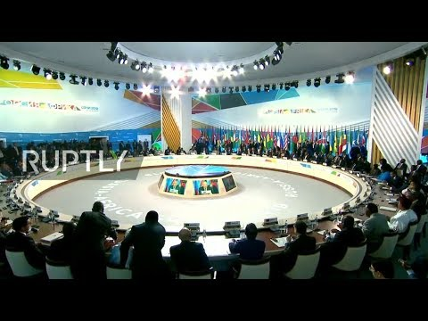 LIVE: Russia-Africa Forum continues in Sochi: day two (ENG)