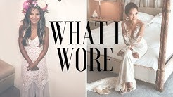 White Dress Guide for Your Wedding | What I Wore During My Wedding