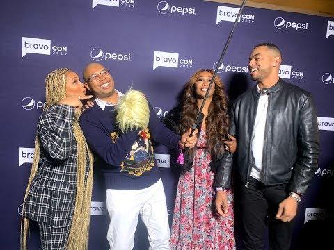 #PopRoast: Amanda Seales At It Again #Bravocon 2019 Recap & Celebrity Gossip