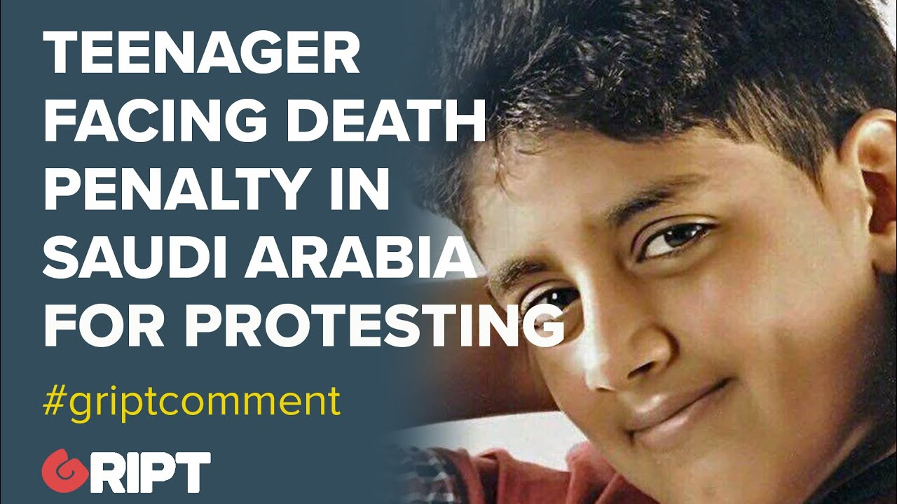 Child was arrested in Saudi Arabia for attending protest: he might be put to death by crucifixion
