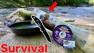 Download ULTIMATE SURVIVAL FISHING CHALLENGE!!! (No Food & No Water) Mp3 and Videos