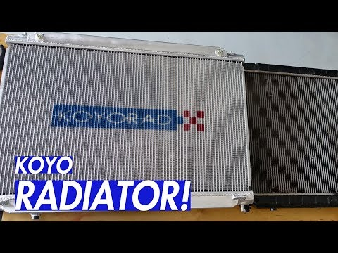EP09: GT-R Intercooler Install Part 2 + Bonus Koyo Radiator
