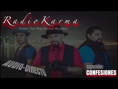 Confesiones (Radio Karma)