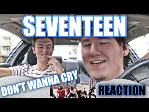 SEVENTEEN(세븐틴) - Don't Wanna Cry (울고 싶지 않아) MV Reaction [I LOVE SEVENTEEN]