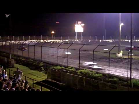 UMP Modified Semi #2 - Fairbury American Legion Speedway - 0
