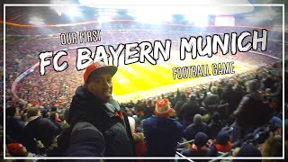 Americans Living in Germany Our First Bayern Football Match FC Bayern Munich