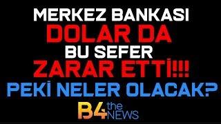 #merkez Bankası #dolar Da Bu Sefer Zarar Etti...