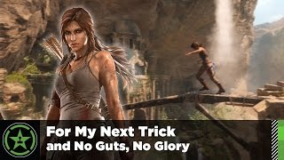 For My Next Trick and No Guts, No Glory Achievement Guide - Rise of The Tomb Raider