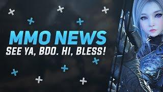 MMORPG News: Black Desert RU Shut Down, MapleStory 2 Launch, New World MMO, Blade&Soul Mobile