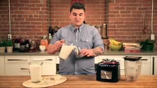 Easy, Raw, Homemade Nut and Seed Milk with Doug Mc Nish
