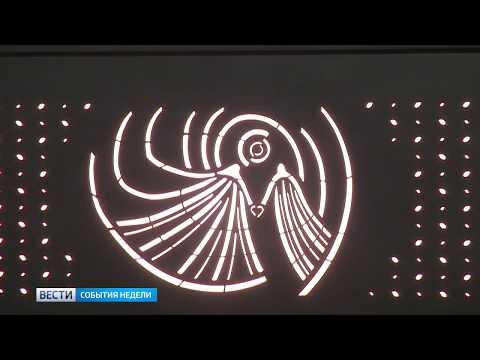 Видео: в Кемерове готовят к открытию Парк Ангелов