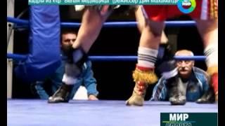 Нужны ли  женщины в боксе?