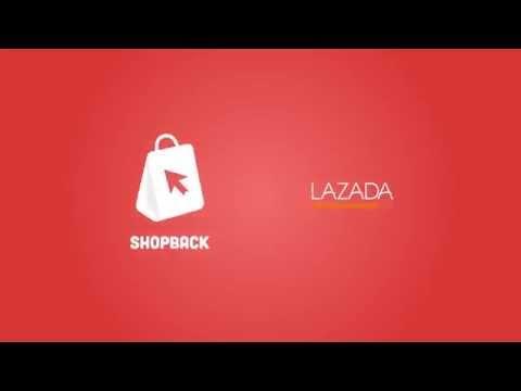 Lazada Vouchers & Cashback - Save More with ShopBack.sg