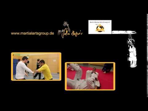 Berlin Martial Arts Group e.V. - Trainingsvideo