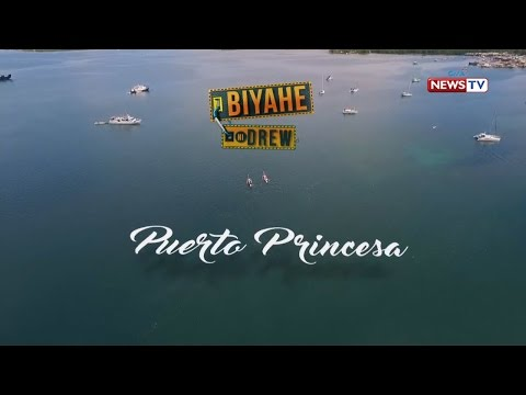 Biyahe ni Drew: Hidden adventures in Puerto Princesa (full episode)