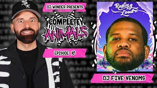 Complete Animals - Episode 10 - Sneaking In To Rolling Loud (Feat. DJ Five Venoms)