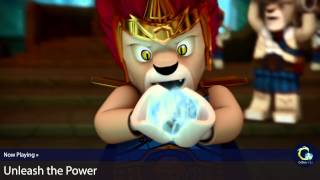 "LEGO Legends of Chima Music - ""Unleash the Power"" - Finley"