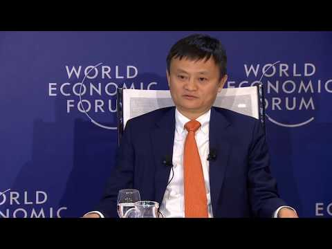 "Jack Ma: ""When you're 30-40 years old, if you want to do something yourself, just do it."""
