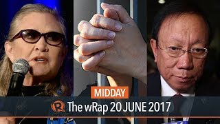 Calida, Dalquez, Fisher | Midday wRap