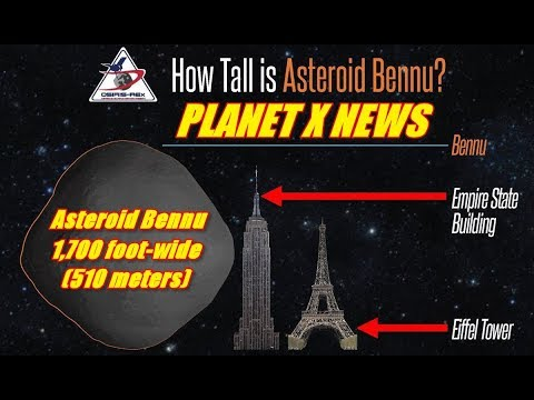 PLANET X NEWS - SPACECRAFT BUZZES EARTH IN ROUTE TO ASTEROID ON SEPTEMBER 21st 2017