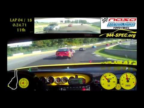 944 Spec - 2014 NASA Eastern States Championship Race - Road