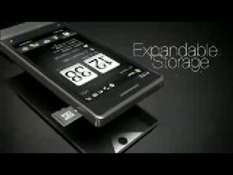 HTC Touch Diamond 2 - Promo & Demo Video