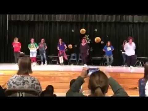 "Summerwood Elementary School 2017 ""Teacher Dance"""