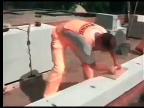 видео: Баня из пеноблоков своими руками