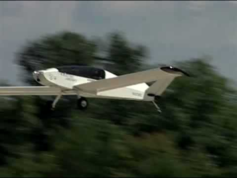 ElectraFlyer-C Electric Airplane Raw Flight Video