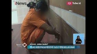 Tak Kapok!! Mantan Narapidana Kembali Cabuli 3 Anak Dibawah Umur - iNews Siang 20/02