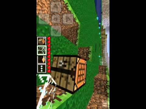 How to get stone in minecraft pe
