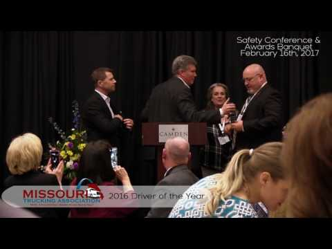 Missouri Trucking Association 2016 Driver of the Year Awards