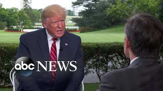 [3.19 MB] A preview of ABC News' exclusive one-on-one interview with Trump