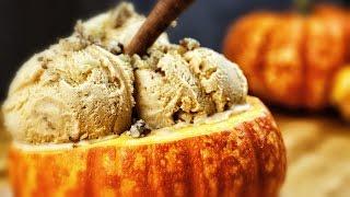 Pumpkin Ice Cream - Lody Dyniowe - Recipe #184