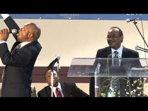 Dr. Alexander Bryant - Sabbath Morning
