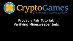 Minesweeper Provably Fair (Crypto-Games.net)
