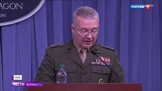 Сирия перехватила две трети ракет, а США говорят, что ни одной!