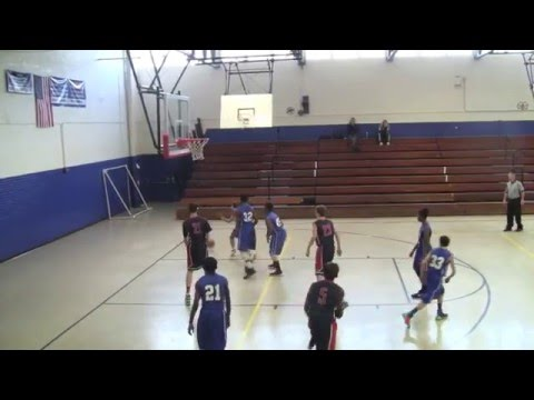 Clemmons 2016 8th grade boys highlights