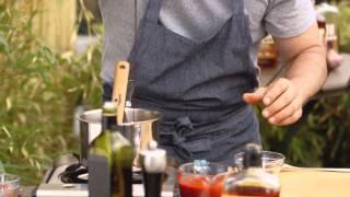 Grilled Ribeye With Knob Creek® Bourbon Bbq Sauce