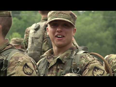 U.S. Army Reserve Soldiers train new cadets at West Point