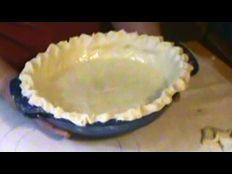 Cooking From Scratch:  Basic Buttery Pie Crust