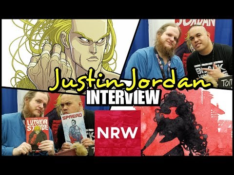 NRW: Family Trade! Luther Strode! It's Justin Jordan! INTERVIEW! #NewReleaseWednesday #NRW
