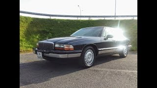 1992 Buick Park Avenue Review In Depth Tour