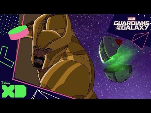 Guardians of the Galaxy   We are the World Tree 🌲 Season 1   Disney XD