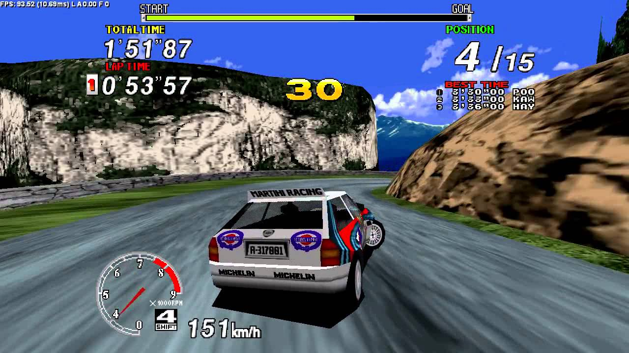 Free Arcade Car Racing Games