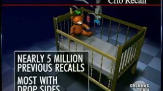Biggest Crib Recall Ever