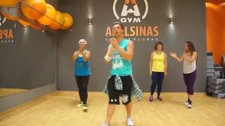ZUMBA Gente de Zona - Más Macarena ft. Los Del Rio