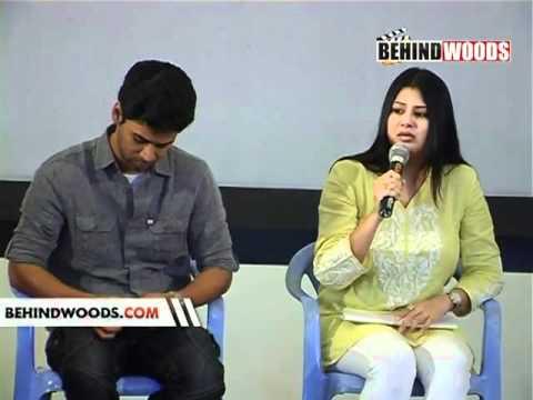 Krish Sangeetha Press Meet Part 4
