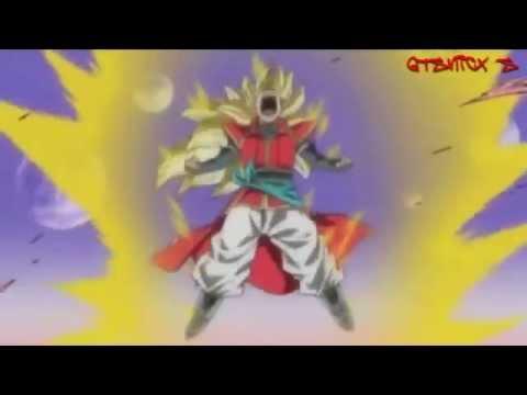 「AMV」Dragon Ball Z - I Can't Wait ᴴᴰ